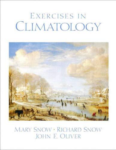 9780130354693: Exercises in Climatology