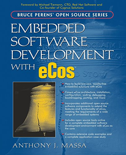9780130354730: Embedded Software Development with eCos