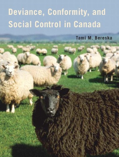9780130355188: Deviance, Conformity and Social Control in Canada