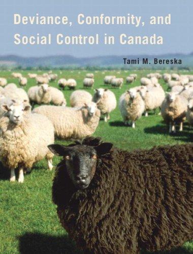 9780130355188: Deviance, Conformity, and Social Control in Canada