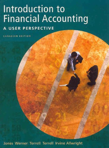 9780130355966: Introduction to Financial Accounting