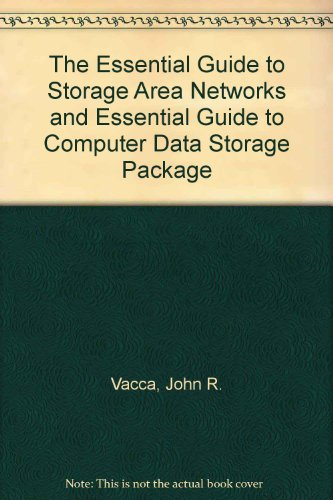 9780130357366: Essential Guide to Storage Area Networks and Essential Guide to Computer Data Storage Package