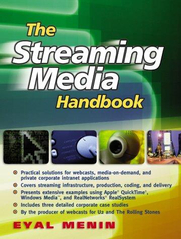 9780130358134: The Streaming Media Handbook