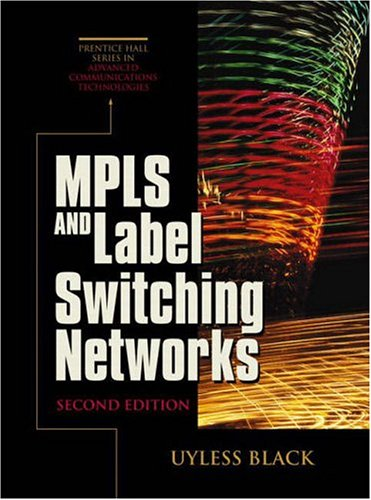 9780130358196: MPLS and Label Switching Networks (2nd Edition)