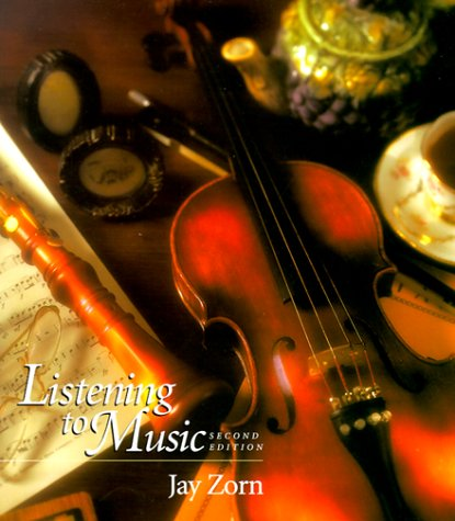 9780130359162: Listening to Music