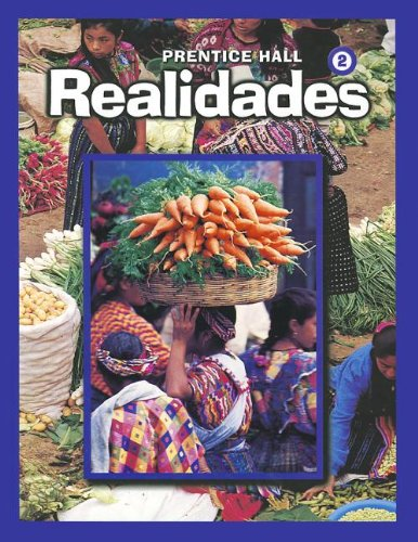 Realidades, Level 2 (English and Spanish Edition): Peggy Palo Boyles,