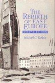 9780130359575: The Rebirth of East Europe