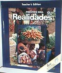 Teacher's Edition Realidades 2: Boyles