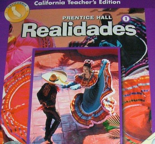 9780130359643: Realidades (CA) 1 (TE)