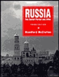 9780130359650: Russia: The Soviet Period and After
