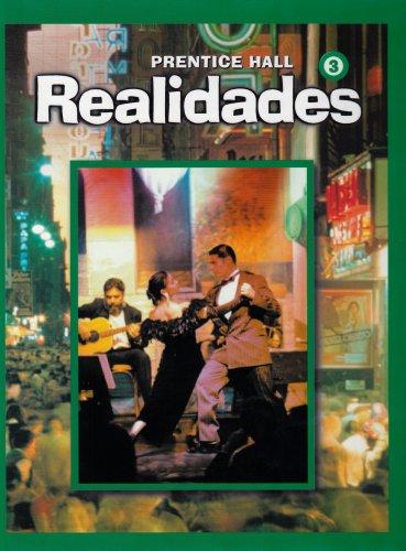 9780130359681: Realidades 3 (Spanish Edition)