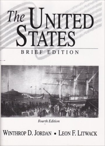 9780130359810: The United States, Brief Edition (4th Edition)