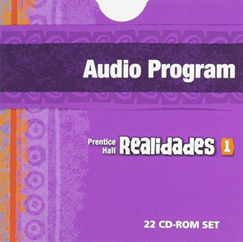 PRENTICE HALL SPANISH REALIDADES AUDIO PROGRAM LEVEL 1 FIRST EDITION 2004: PRENTICE HALL