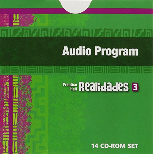 9780130359957: PRENTICE HALL SPANISH REALIDADES AUDIO PROGRAM LEVEL 3 1ST EDITION 2004C