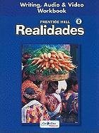 9780130360083: Realidades, Book 2: Writing, Audio & Video Workbook