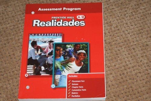 9780130360144: Realidades A/b (Assessment program on Blackline masters)