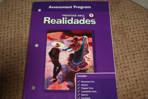 9780130360151: Prentice Hall Realidades, 1 Assessment Program