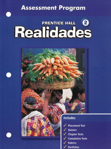 9780130360168: Realidades 2 Assessment Program