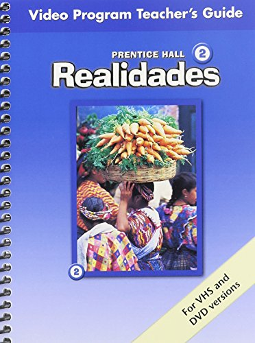 9780130360380: Prentice Hall Spanish Realidades Video Program DVD Level 2 First Edition 2004c