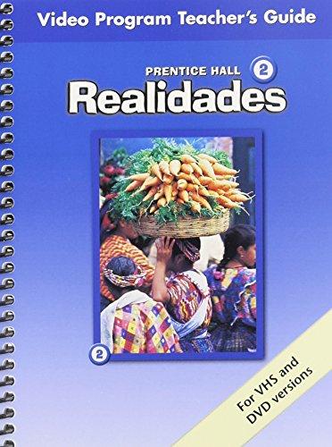9780130360380: PRENTICE HALL SPANISH REALIDADES VIDEO PROGRAM DVD LEVEL 2 FIRST EDITION 2004C