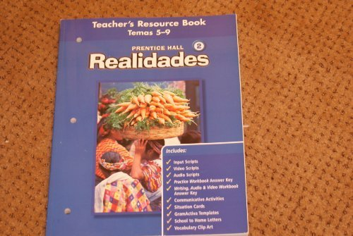 Realidades 2 Teacher's Resource Book Themes 5-9