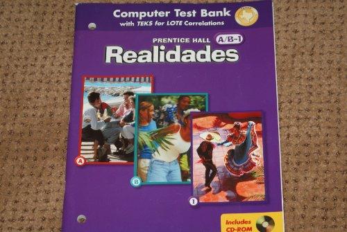Realidades Level 1 (Prentice Hall A/B-1) Computer: Peggy Palo Boyles