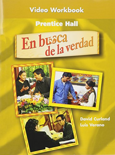 9780130360786: REALIDADES STUDENT VIDEO STORYLINE WORKBOOK LEVEL 2 FIRST EDITION 2004