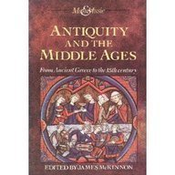 9780130361615: Antiquity and the Middle Ages: From Ancient Greece to the 15th Century (Music and Society Series)