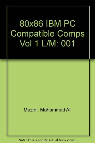 9780130362940: Lab Manual: The 80X86 IBM PC & Compatible Computers : Assembly Language Programming on the IBM Pc, PS and Compatibles