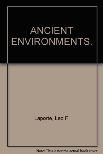 9780130363848: Ancient Environments
