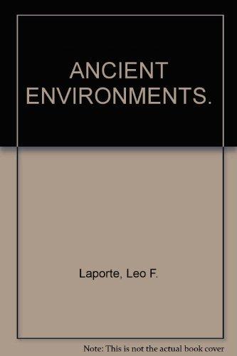 9780130363848: Ancient Environments