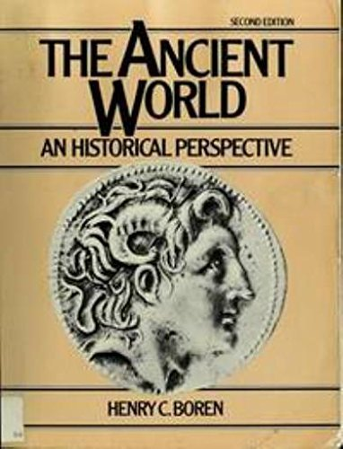 9780130364500: The Ancient World: An Historical Perspective