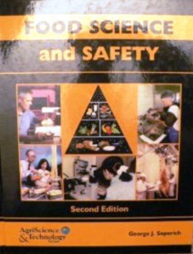 9780130364661: Food science and safety (AgriScience and technology series)