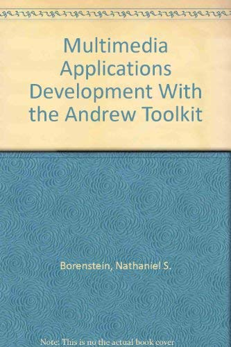 9780130366337: Multimedia Applications Development With the Andrew Toolkit