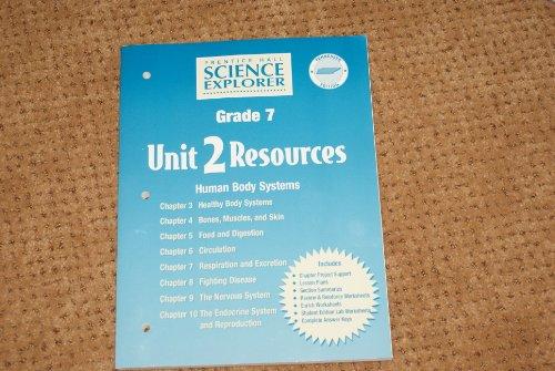 9780130366542: Prentice Hall Science Explorer Grade 7 Unit 2 Resources Human Body Systems