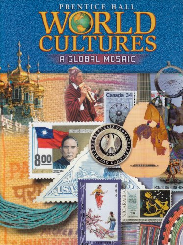 9780130368959: World Cultures: A Global Mosaic, 5th Edition