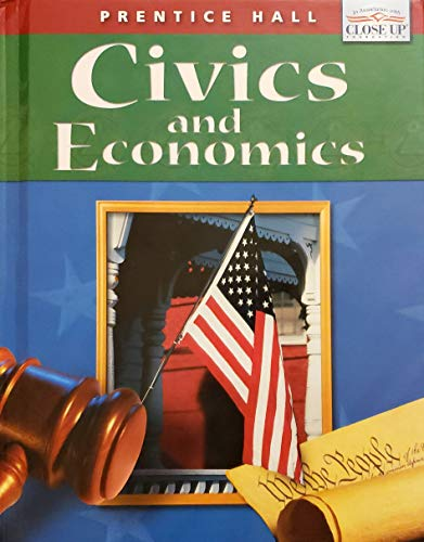 9780130370242: CIVICS AND ECONOMICS STUDENT TEXTS