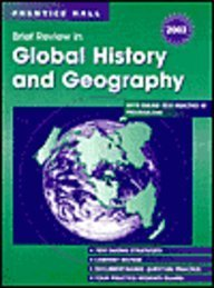 9780130371096: Brief Review in Global History and Geography