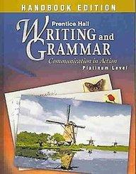 9780130373441: PRENTICE HALL WRITING AND GRAMMAR HANDBOOK GRADE 10 STUDENT EDITION 1ST EDITION 2003C