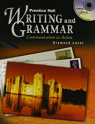 9780130374950: PH WRITING AND GRAMMAR STUDENT EDITION GRADE 12 2004 C