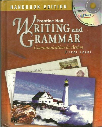 9780130375483: PRENTICE HALL WRITING AND GRAMMAR HANDBOOK STUDENT EDITION GRADE 8 2004