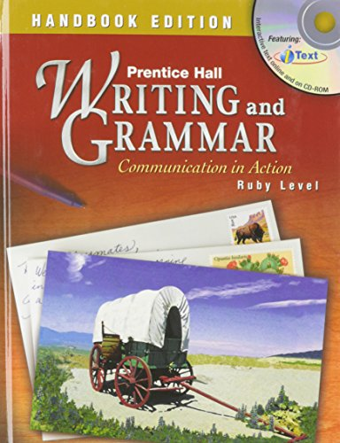 9780130375513: PRENTICE HALL WRITING AND GRAMMAR HANDBOOK STUDENT EDITION GRADE 11 2004C
