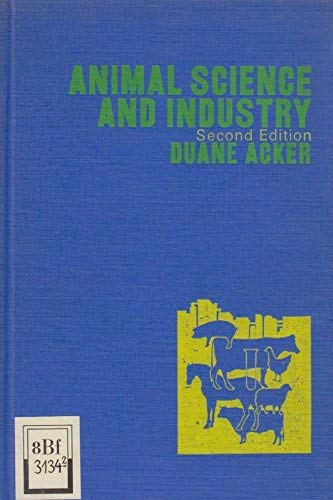 9780130376558: Animal Science and Industry