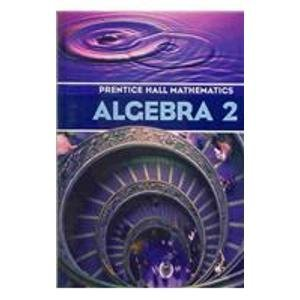 9780130377739: PRENTICE HALL ADVANCED ALGEBRA STUDENT TEXT BUNDLE WITH ANCILLARIES 3RD EDITION (Prentice Hall Mathematics)