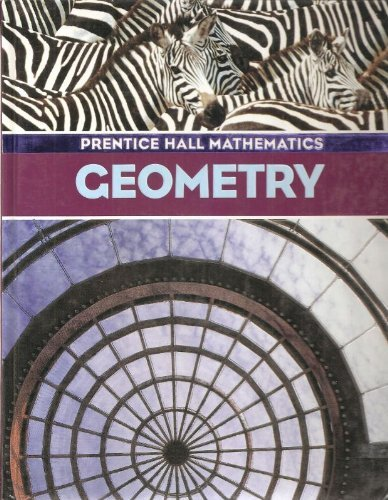 9780130377777: Geometry (Prentice Hall Mathematics) (Package Edition-Book and Workbk)