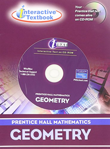 9780130378934: Prentice Hall Mathematics: Geometry