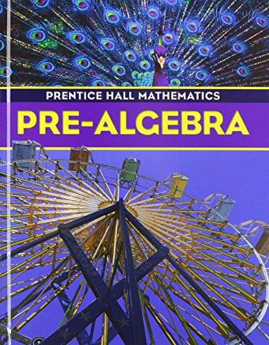 9780130379191: PRENTICE HALL MATH PRE-ALGEBRA STUDENT EDITION + PRE-ALGEBRA PRACTICE WORKBOOK 2004C