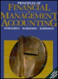 9780130380029: Principles of Financial & Management Accounting: A Sole Proprietorship Approach (Prentice Hall Series in Accounting)