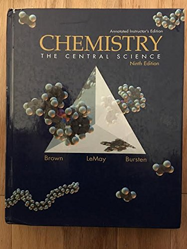 9780130381682: Chemistry: The Central Science, Annotated Instructor's Edition