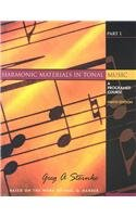9780130382085: Harmonic Materials in Tonal Music - A Programed Course, Part 2 - Text Only (9th, 02) by Steinke, Greg A [Paperback (2001)]
